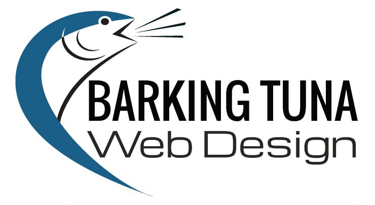 Barking Tuna Web Design Logo
